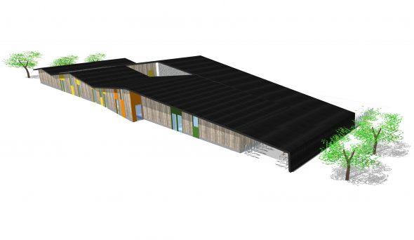 Denderleeuw project door robuust architectuur en onderzoek