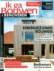 artikel Els Staessens in ik ga bouwen / renoveren