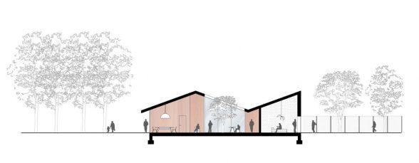 ROBUUST NU architectuur Atelier d'Architecture Pierre Hebbelinck